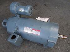 Rem Ge 50 Hp Dc Motor 1150 Rpm 240 Vdc Cd2811at 1150rpm Shunt Dpfg Bv General