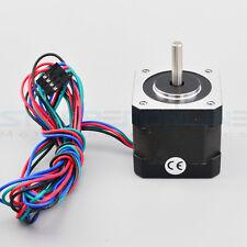 Nema 17 Stepper Motor for 3D Printer / RepRap / MendleMax (2A, 45Ncm/64oz.in)