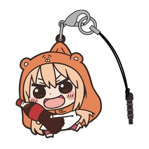 Umaru-chan Cospa Phone Strap Anime Manga NEW Himouto