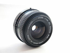 Cosina 28mm F2.8 Macro MC Lens with Pentax PK-A Mount, Stock No c0719