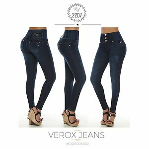 Fajas Cola Colombianas Verox Levanta 2207 Lifter Jeans Colombianos Butt pxpB0Iq