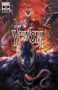 VENOM 25💥 DERRICK CHEW Trade Dress Variant 1st Cameo Appearances Virus & Codex