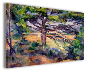 Quadri famosi moderni Paul Cezanne vol VIII stampa su tela canvas ...