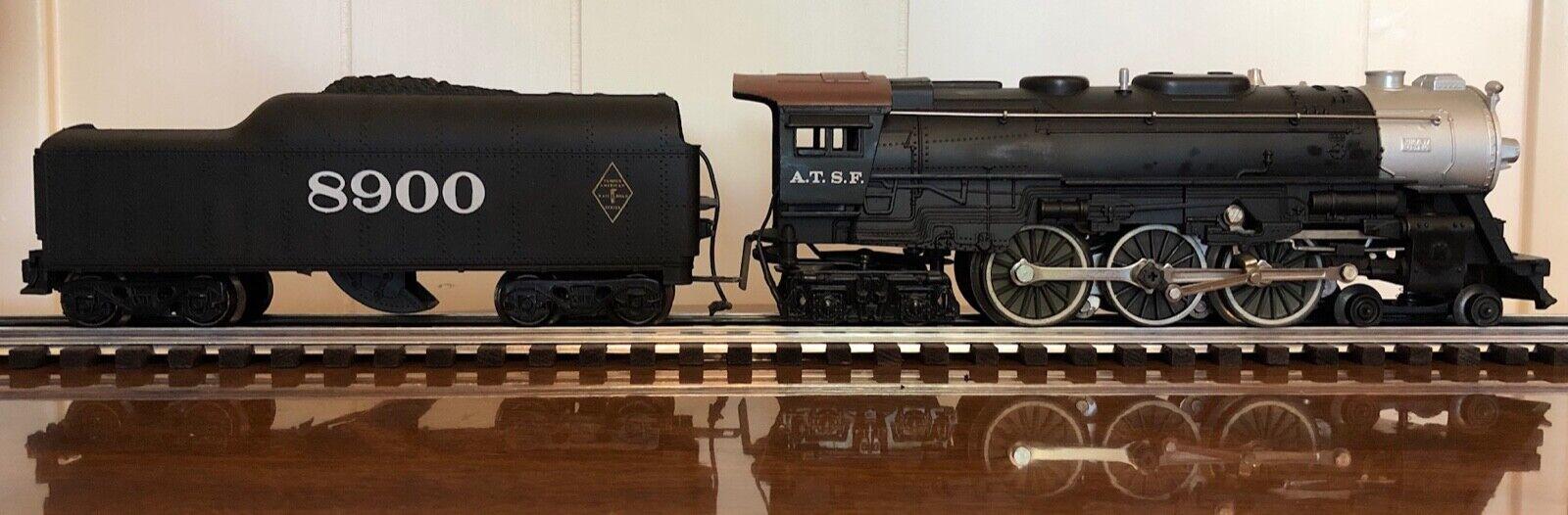 Lionel Famous American Railroad Series - Santa Fe 4-6-4 - Series