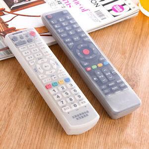 TV-Fernbedienung-Wasserdicht-Staub-Silicone-Haut-Die-Schutzhuelle-Fall-L-groesse