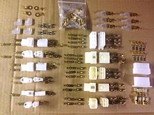 voiture neuve lectrique harnais c blage faisceau kit de r paration bougies ebay. Black Bedroom Furniture Sets. Home Design Ideas