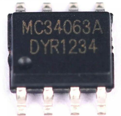 2xst MC 34063 AD so8 SMD sop-8 SMP Commutation Power Contrôleur IC Surface Mount