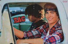 ZAC EFRON - A3 Poster (ca. 42 x 28 cm) - Clippings Fan Sammlung NEU