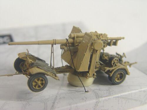 Alemán 8.8 cm Flak 18 arena amarillo Artitec HO terminó modelo 1:87-6870070 #E