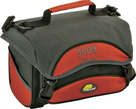 Sac Plano® SOFTSIDER™3600 + 2 boites de rangements leurres carnassiers