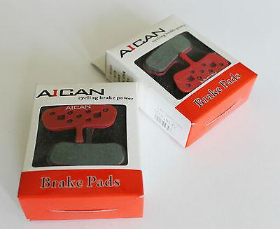 NEW Aican Bike Bicycle MTB Disc Brake Pads TEKTRO IO 2 pairs Kool Stop
