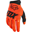 Race FLO ORANGE 22751-824 Men's Clothing Gloves Long FOX HEAD Dirtpaw Glove
