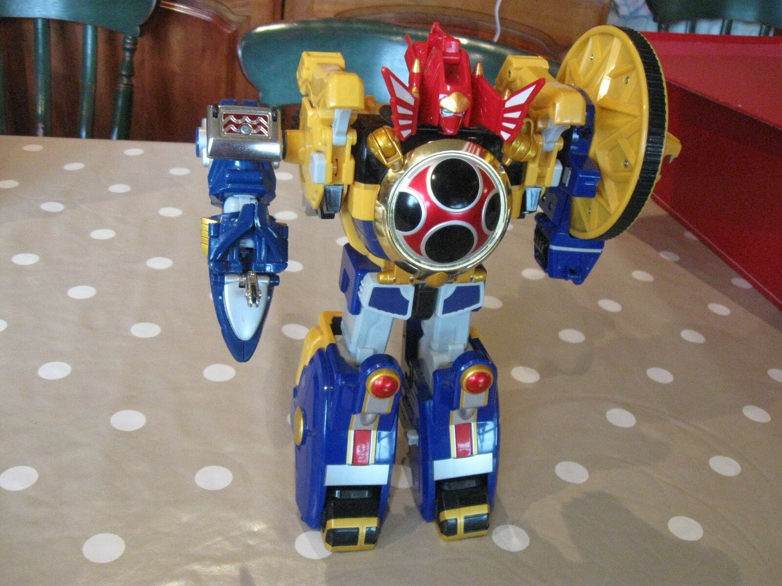 Vintage Power Rangers Megazord in Great Condition