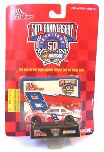 New 1996 Racing Champions 1:64 NASCAR Hut Stricklin Circuit City Thunderbird #8