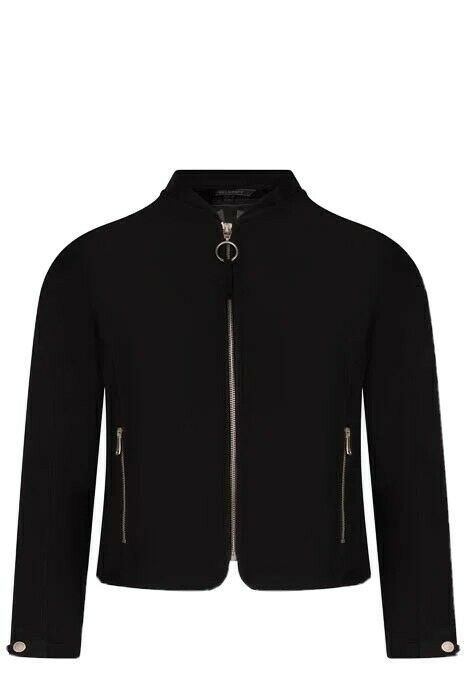 BELSTAFF Ladies Ambrrook Jacket colour Black size UK 10 / 42 BNWT