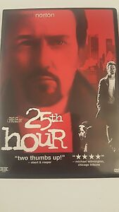 25th Hour (Dvd - 2003)