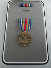 (a20-100) US Orden Global era TPAT Expeditionary Medal nel set