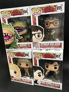 Little Shop POP Movies Funko Dentist Brand New In Box