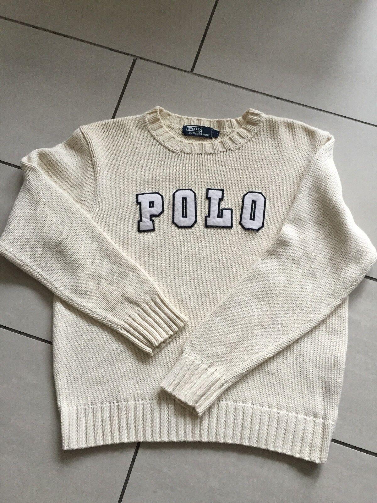 Polo by Ralph Lauren Herren Pullover  Größe Größe Größe  L | New Listing  696aca