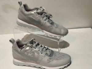 Details about Nike Md Runner 2 BR Running Shoes Wolf Grey Platinum 902858 002