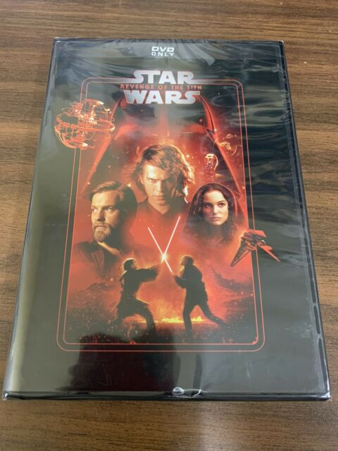 Star Wars Revenge Of The Sith 2019 Dvd Factory Authentic For Sale Online Ebay