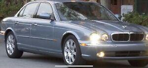 2004 Jaguar XJ8 Brirain