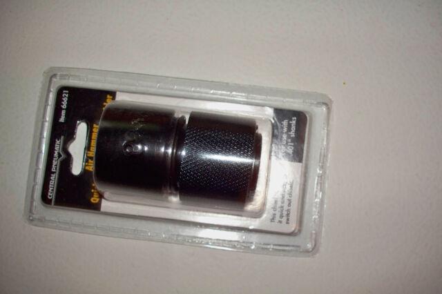 Air Hammer Quick Release Steel Chisel Retainer Holder 0.401 Parker type taper