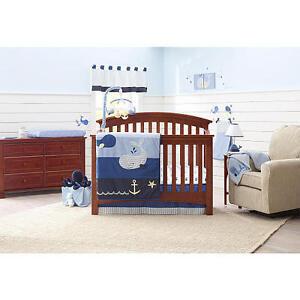 Image Is Loading Nautica Kids Brody 4 Piece Crib Bedding Set