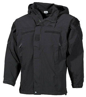 Cooperativa Us Ucp Combat Outdoor Soft Shell Giacca Jacket Black Nero Level 5 Taglia L Large-