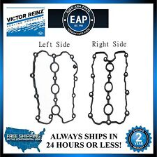 For A4 A4 Quattro A6 A6 Quattro 2.8L 3.2L V6 Pair Engine Valve Cover Gasket New