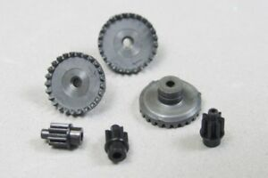 Tyco Ho Slot Car Parts 440x2 Hpx2 Crown Pinion Gear Lot Of 3
