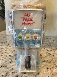 Vintage Pepsi Cola collectibles-Radio