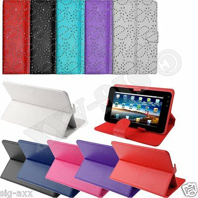 """Universal Flip Leather Case Cover Stand For  9"""" - 10"""" Inch Android Tablet Device"""