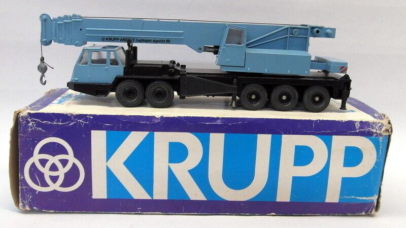 presentando toda la última moda de la calle Gescha 1 50 escala 3070 Krupp Krupp Krupp 80 GMT Modelo Camión grúa telescópica  venta con descuento