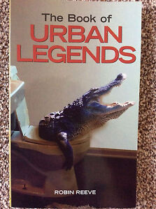 The-Book-of-Urban-Legends-By-Robin-Reeve-Paperback