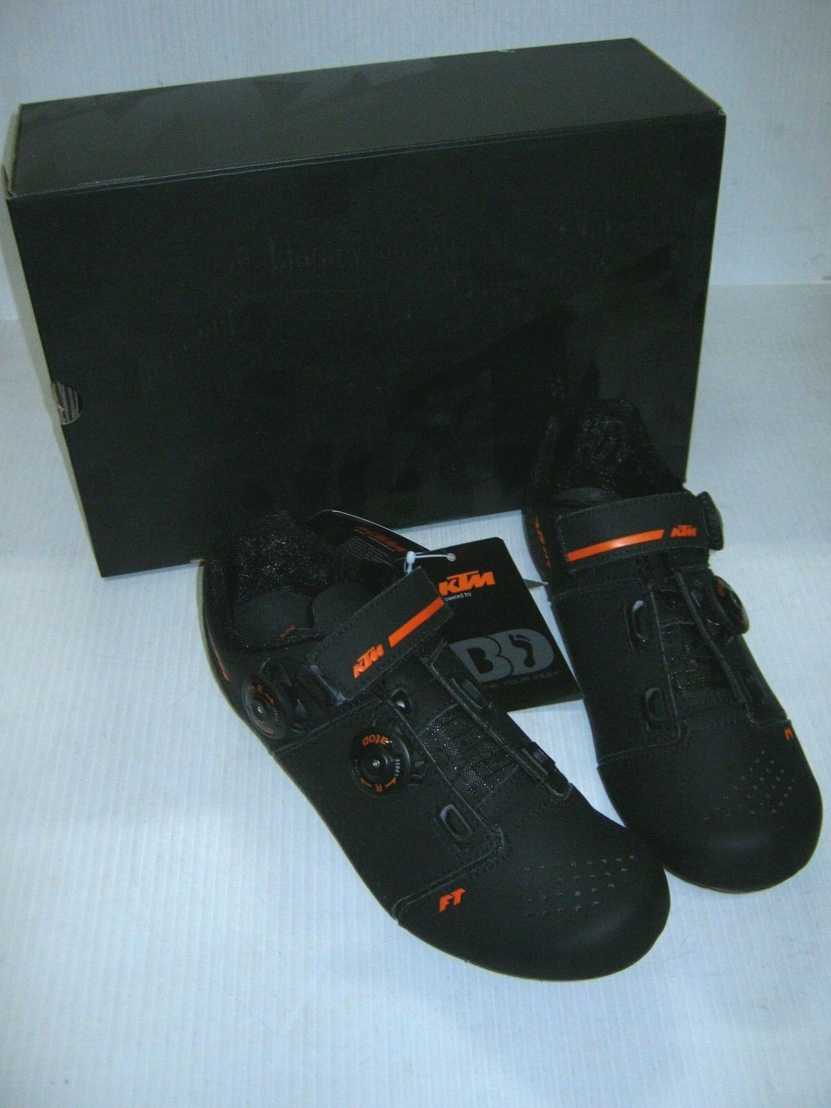 KTM Bike Industries Factory Road Carbon  Bike Cycling shoes Size 10.5  cheap in high quality