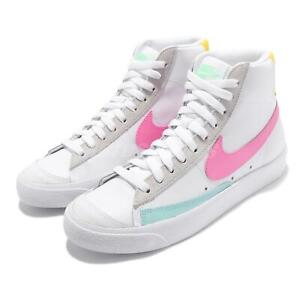 Nike Wmns Blazer Mid VNTG 77 Pastel White Pink Women Casual ...