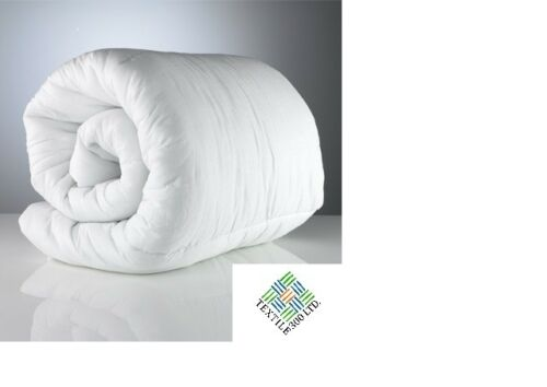 DUVET QUILT Double 13.5 15 TOG SOFT EXTRA FILLED WARM COSY ANTI ALLERGY