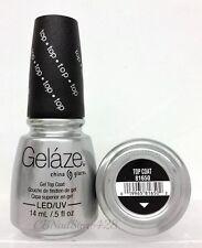 Gelaze by China Glaze - GEL Polish Top Coat