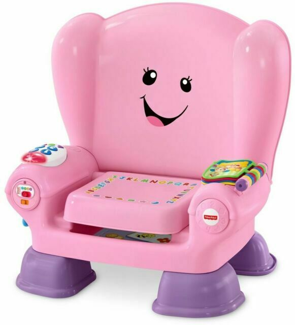 Fisher Price Laugh /& Learn Smart Stages Chair PINK ~ BRAND NEW NIB ~ 50 SONGS