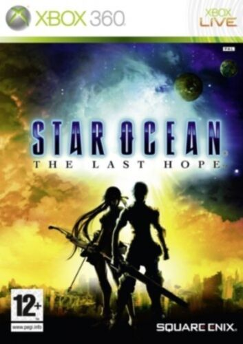 Star Ocean The Last Hope Xbox 360 NEW & Sealed Despatched from UK