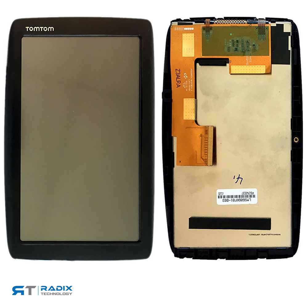 TomTom Start 60 LCD Screen Display and Touch Screen Digitizer Glass