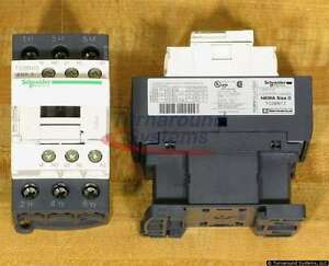 LC1D32M Schneider Replacement For Chint Contactor NC1-3210 Coil 220VAC