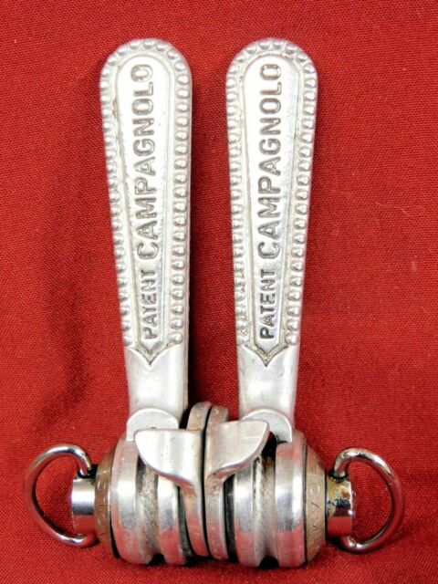 Campagnolo NUOVO Super Record Shift Shifters Levers Vintage 1980s for sale online