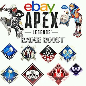 Apex Legends Any badge XBOX/PS4