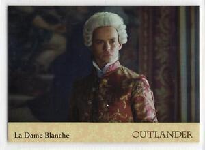 Outlander Season 2 Gold Jacobite Seal Base Card #37 La Dame Blanche
