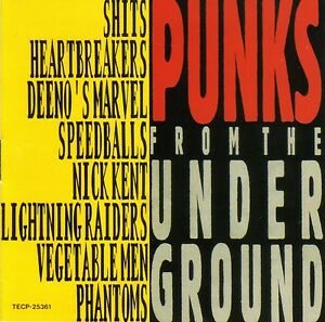 PUNKS-FROM-THE-UNDERGROUND-Heartbreakers-Sh-ts-Hot-Rods-Mark-Hollis-rare-session