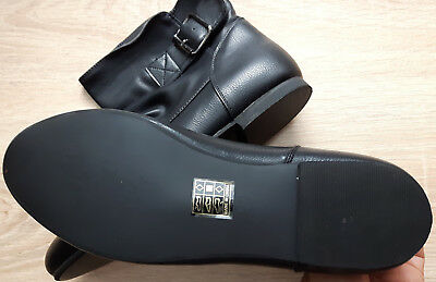 Damenschuhe Stiefelette Schwarz in Größe 37 für jeden Anlass Neu mit Karton