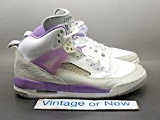 dcc717ed02f7ba 2010 Girls Air Jordan 13 GS White Spark Stealth 439358-101 Sz 5.5y ...