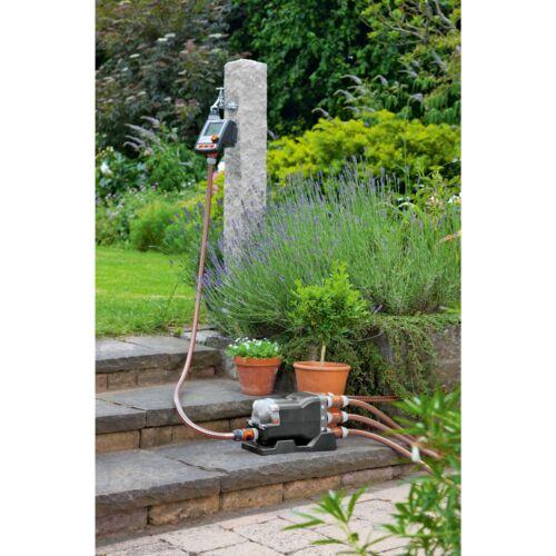 GARDENA Wasserverteiler automatic anthrazit 1197-20 Verteiler